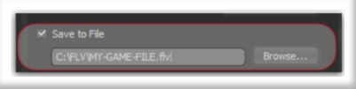 Save to File Field